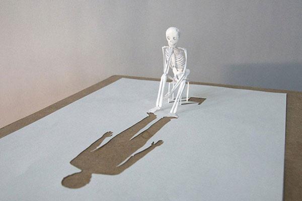 скульптуры из бумаги Питера Каллесена 10 (600x400, 94Kb)