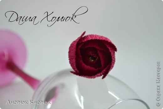 Свит-дизайн. Розы из гофрированной бумаги (3) (520x347, 70Kb)