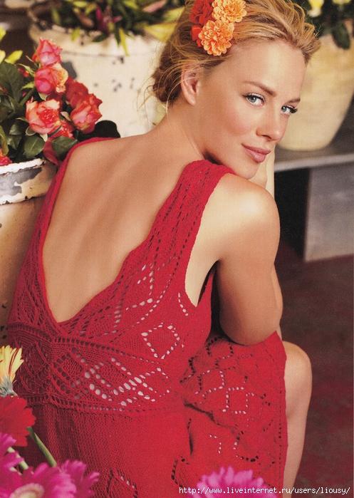 платье со спины (497x700, 325Kb)