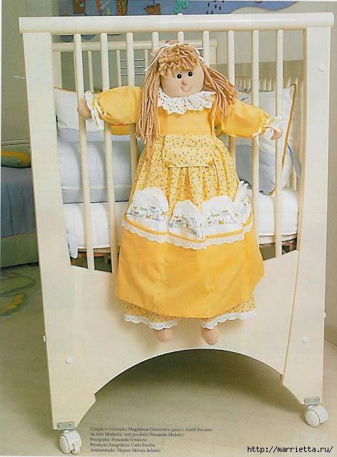 Текстильная куколка - хранительница памперсов. Выкройка (3) (472x640, 147Kb)
