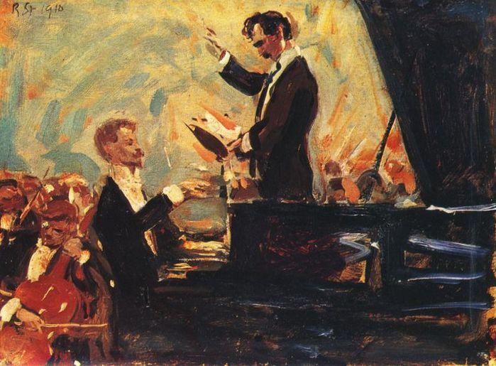 800px-Robert_Sterl_-_Klavierkonzert_(Kussewizki_und_Skrjabin)_1910 (700x515, 74Kb)