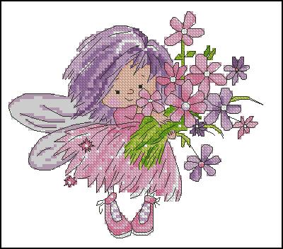 Violet fairy (400x352, 114Kb)