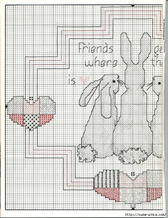 CSB-37 Some Bunnies In The Kitchen (11) (539x700, 399Kb)