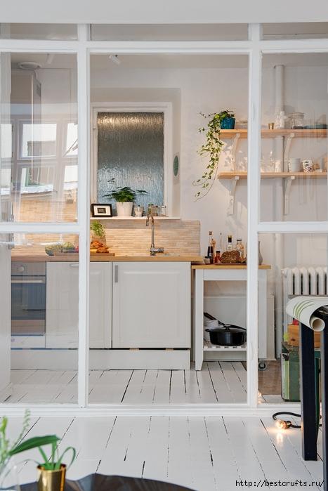 Идея планировки уютной квартиры (5) (467x700, 222Kb)