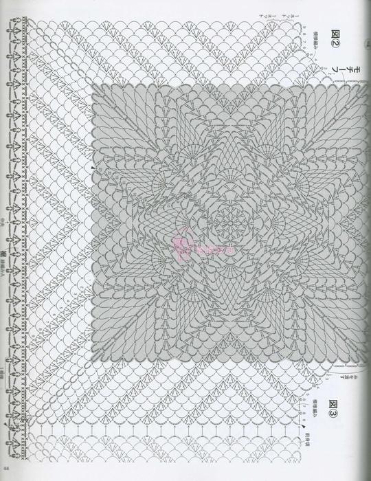 【转载】【转载】菠萝花桌布衣(15)