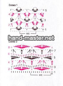 pulover-kryuchkom-s-krasivyimi-plankami-shemi (212x287, 83Kb)