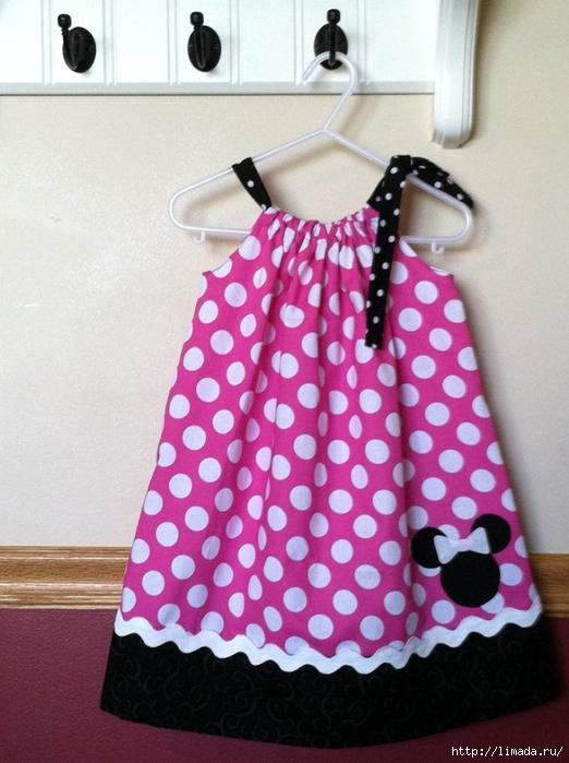Платье для девочки нарядное 2 года с выкройками фото 68