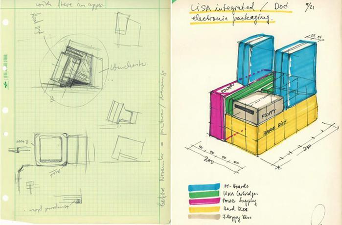 Прототипы Apple из 1980 х годов