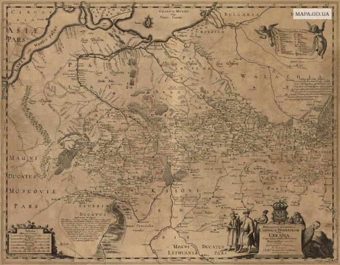 Ukraine mapa 1648 (700x545, 188Kb)