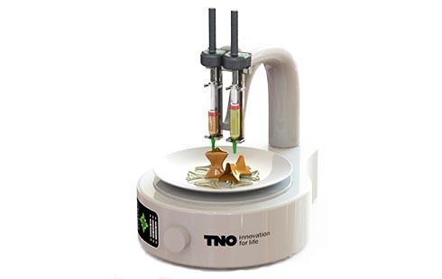3D принтер для распечатки еды 5 (490x310, 48Kb)