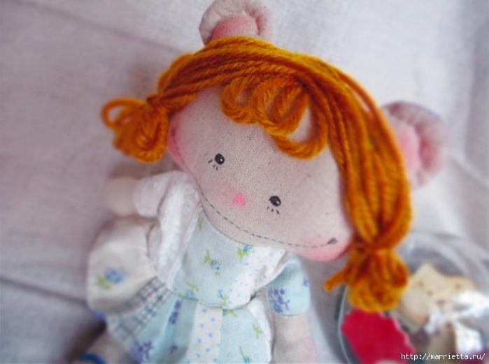 Шьем маленькую куколку. Фото мастер-класс (9) (700x521, 193Kb)