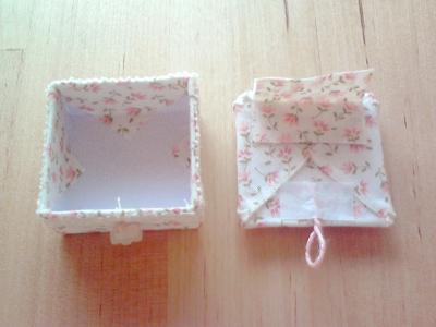 Коробочка из картона своими руками (4) (400x300, 183Kb)