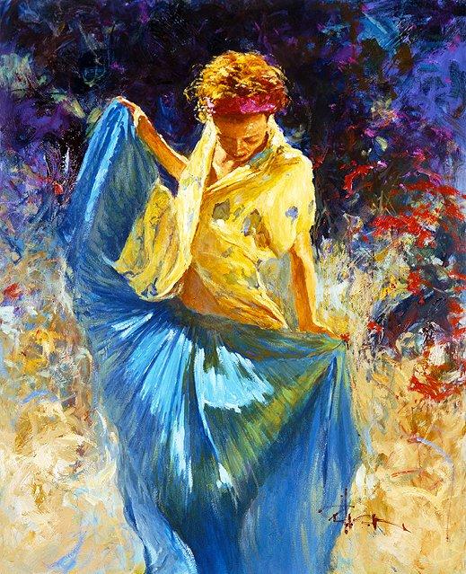 Robert Hagan 1947 - Australian Impressionist painter - Tutt'Art@ (3) (519x639, 531Kb)