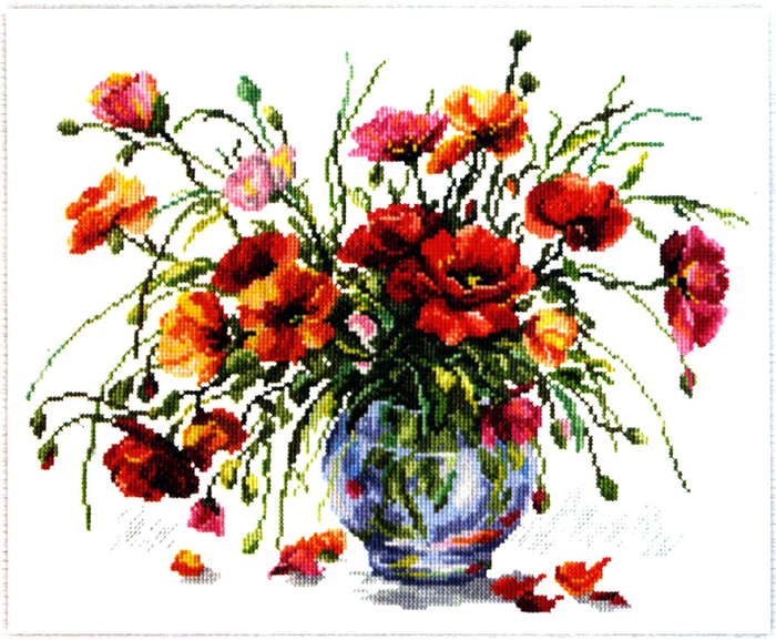 ЧИ_40-39 Маков цвет (700x577, 464Kb)
