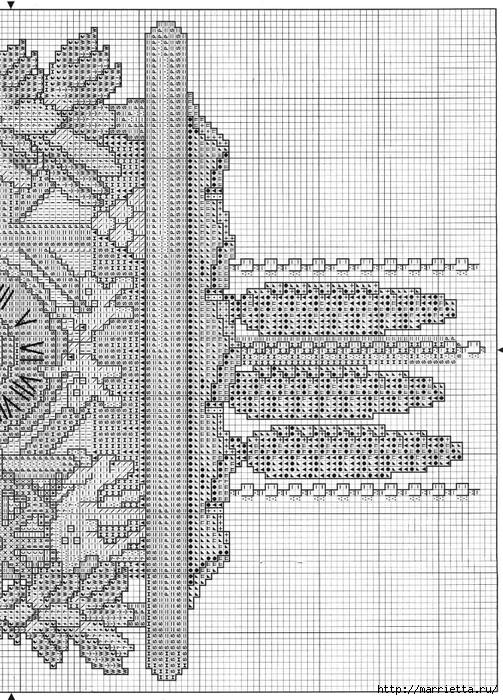Вышивка крестом. ЧАСЫ (5) (503x700, 361Kb)