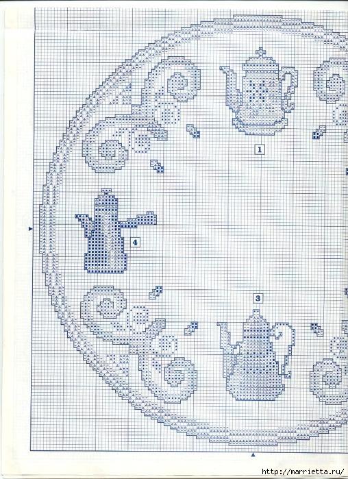 Вышивка крестом. ЧАСЫ (25) (508x700, 359Kb)