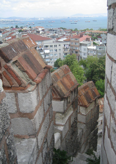 Стены Константинополя Едикуле (454x640, 291Kb)