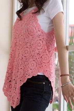 crochet sweater gehaakte trui j3a (286x426, 77Kb)