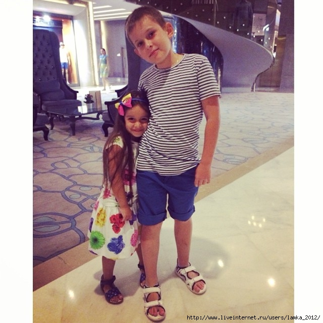 Бородина+Терехин+дети на отдыхе в Турции.... Обсуждение на ... Бородина с Терехиным