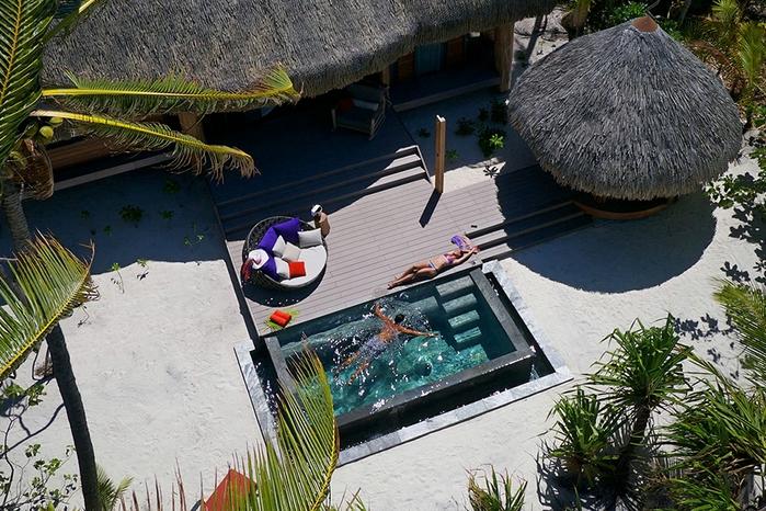 отель The Brando на острове 8 (700x466, 330Kb)