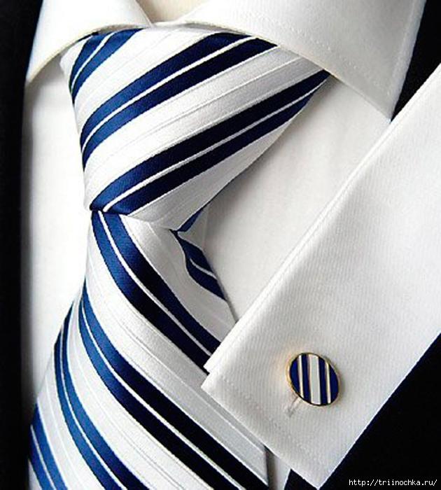 Учимся завязывать галстук! Популярные способы!