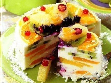 Творожный торт, (459x345, 43Kb)
