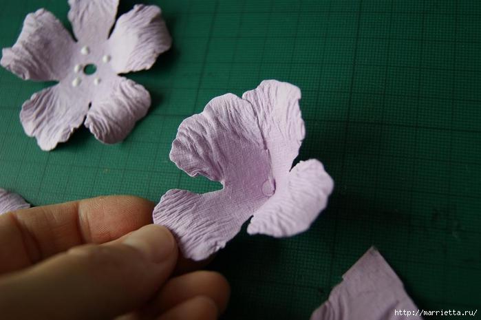 Бумагопластика. Цветочки в торфяных горшочках (15) (700x465, 188Kb)