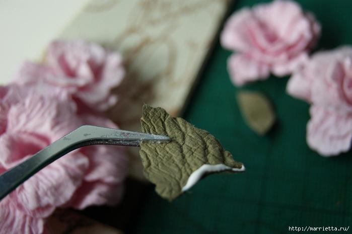 Бумагопластика. Цветочки в торфяных горшочках (32) (700x465, 151Kb)