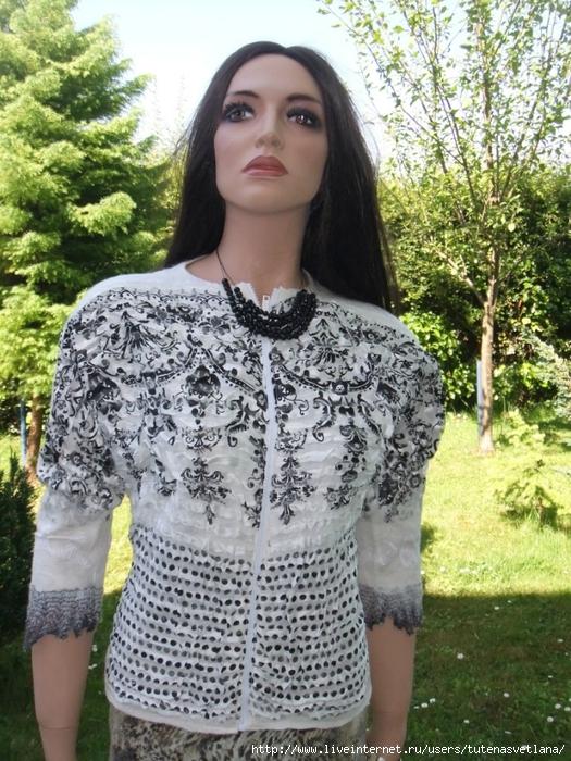 новые серая коллекция и тигровое платье 037 (525x700, 375Kb)