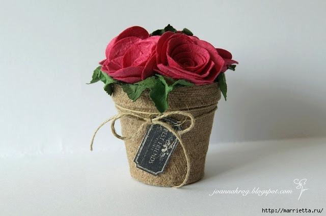 бумагопластика цветы из бумаги (1) (640x425, 122Kb)