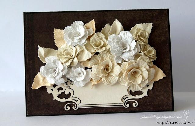 бумагопластика цветы из бумаги (3) (640x414, 171Kb)