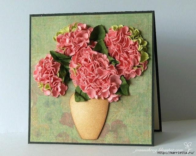 бумагопластика цветы из бумаги (9) (640x508, 224Kb)