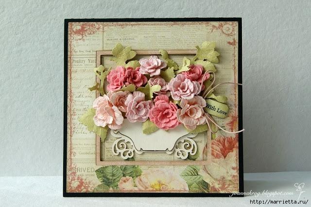 бумагопластика цветы из бумаги (15) (640x427, 220Kb)