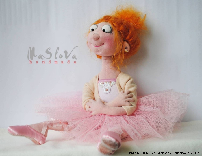 Кукла по дизайну Джилл Маас (1) (700x539, 184Kb)