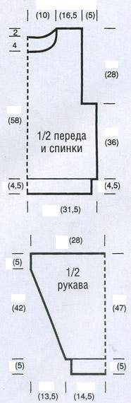Летний мужской пуловер (1) (186x570, 69Kb)