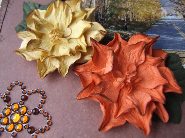 Бумагопластика. Цветы для открыток ручной работы (1) (600x450, 279Kb)