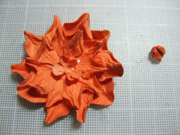 Бумагопластика. Цветы для открыток ручной работы (10) (600x450, 278Kb)