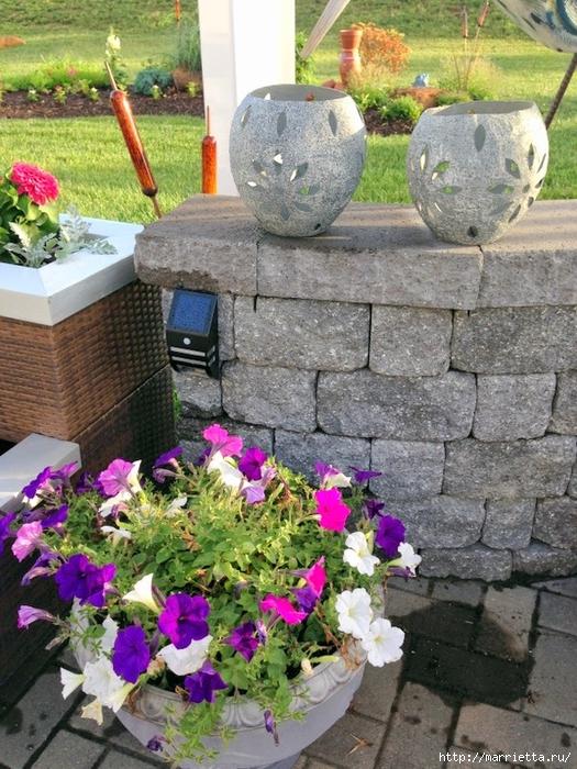 Садовые светильники из папье-маше. Мастер-класс (8) (525x700, 370Kb)