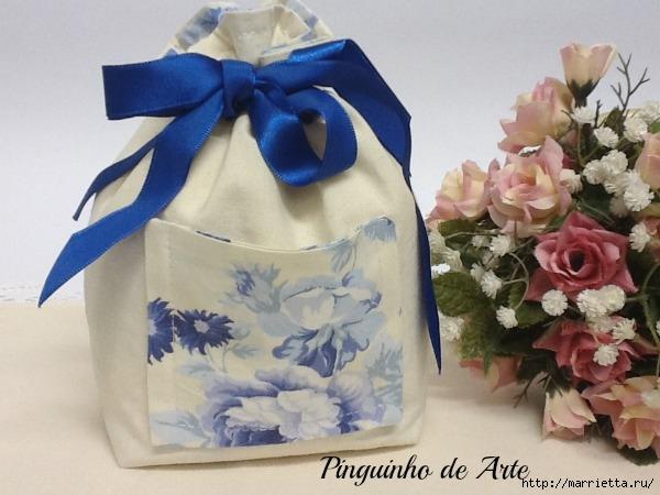 Шьем мешочки - текстильную упаковку для подарка (3) (600x450, 157Kb)