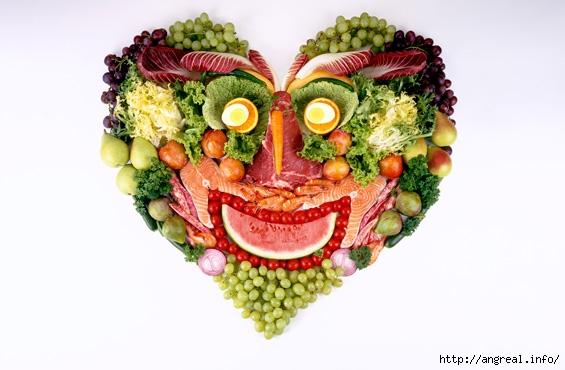 Самые полезные продукты для сердца