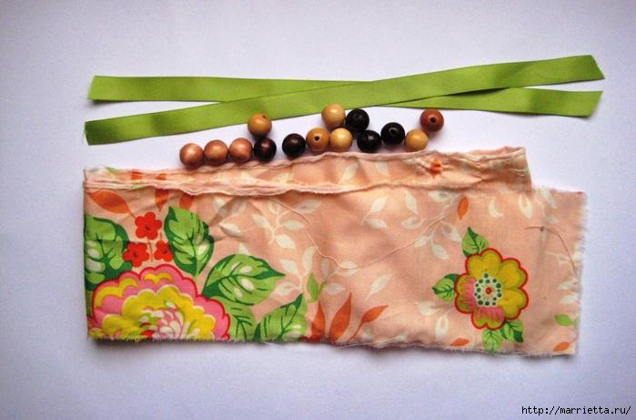 текстильные бусы своими руками. мастер-класс (12) (700x461, 278Kb)