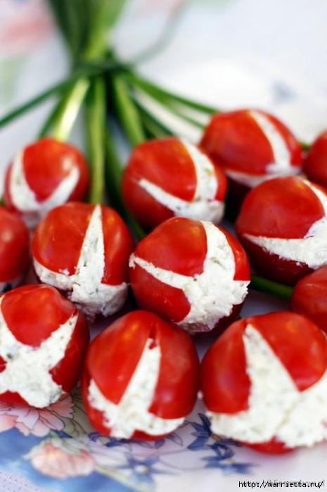 Rosas y cestas de jamón, tomate tulipanes y otras cosas interesantes (33) (465x700, 197Kb)