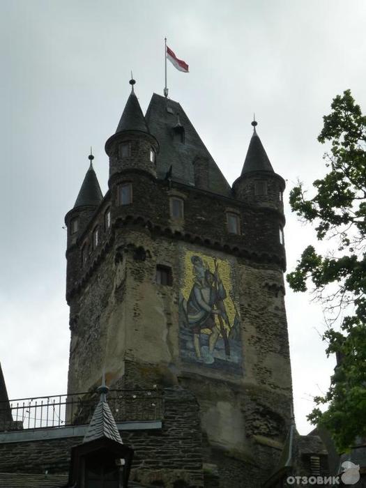 крепость Райхсбург германия фото 5 (525x700, 197Kb)