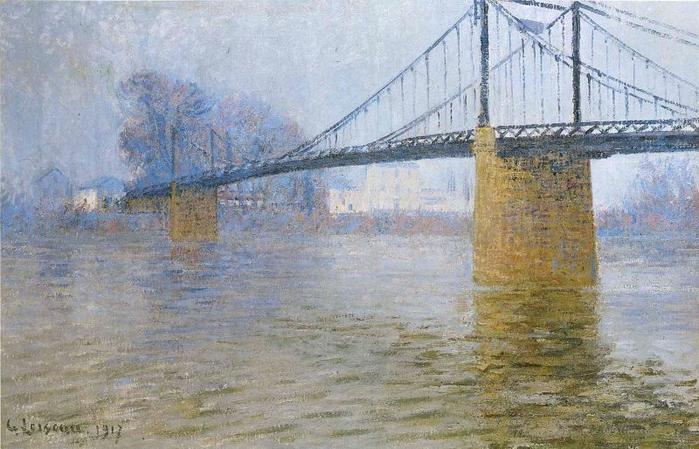 1385063971-the-suspende-bridge-at-triel-1917 (700x449, 359Kb)