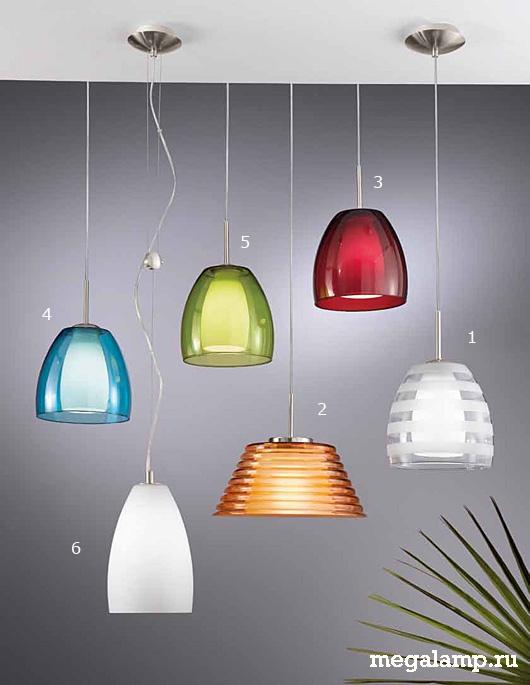 Дизайн виды светильников 82