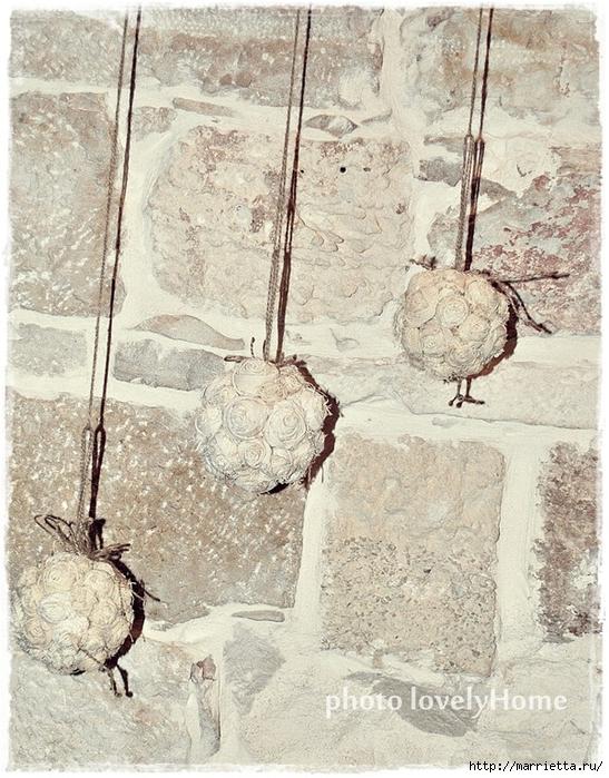Текстильные шары из крученых розочек (13) (547x700, 366Kb)