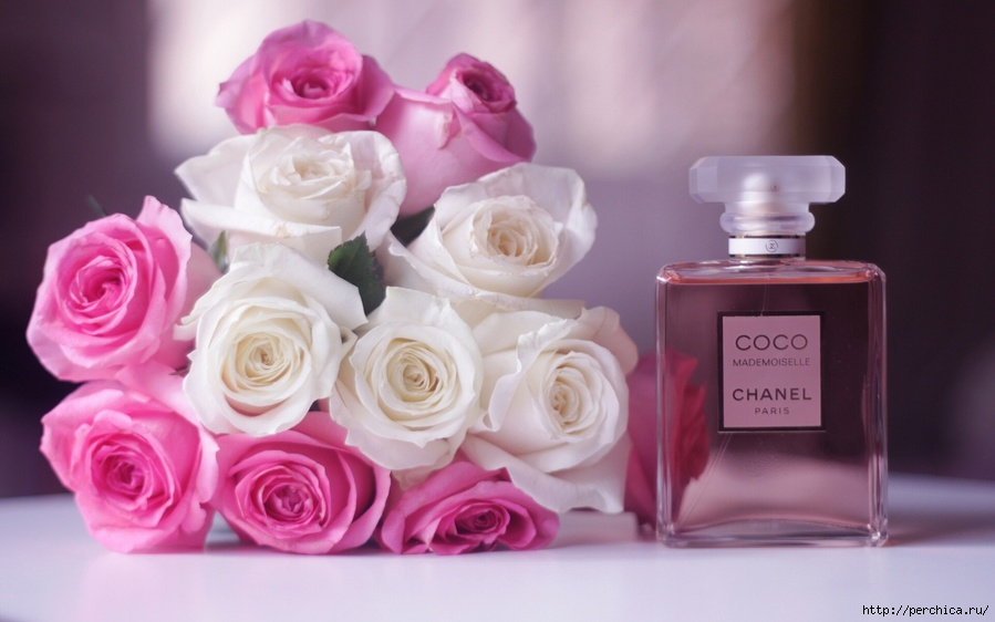 Духи из роз своими руками