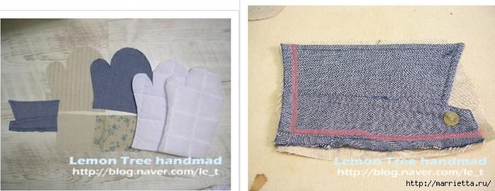 Шьем тапочки и прихватки из джинсовой рубашки (8) (700x270, 145Kb)