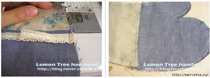 Шьем тапочки и прихватки из джинсовой рубашки (10) (700x262, 160Kb)