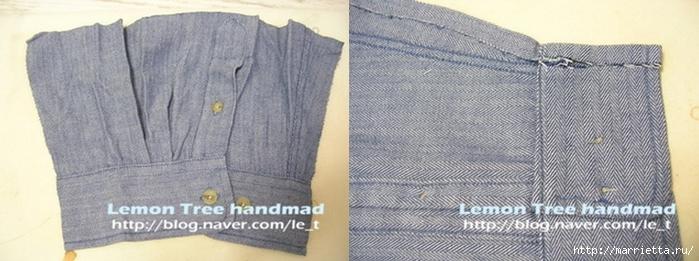 Шьем тапочки и прихватки из джинсовой рубашки (22) (700x261, 163Kb)